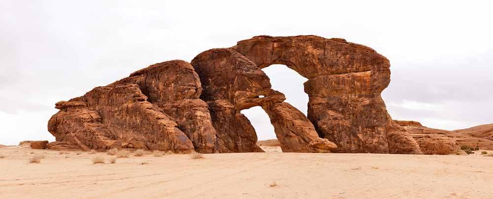 Al Ula Raven Kayası