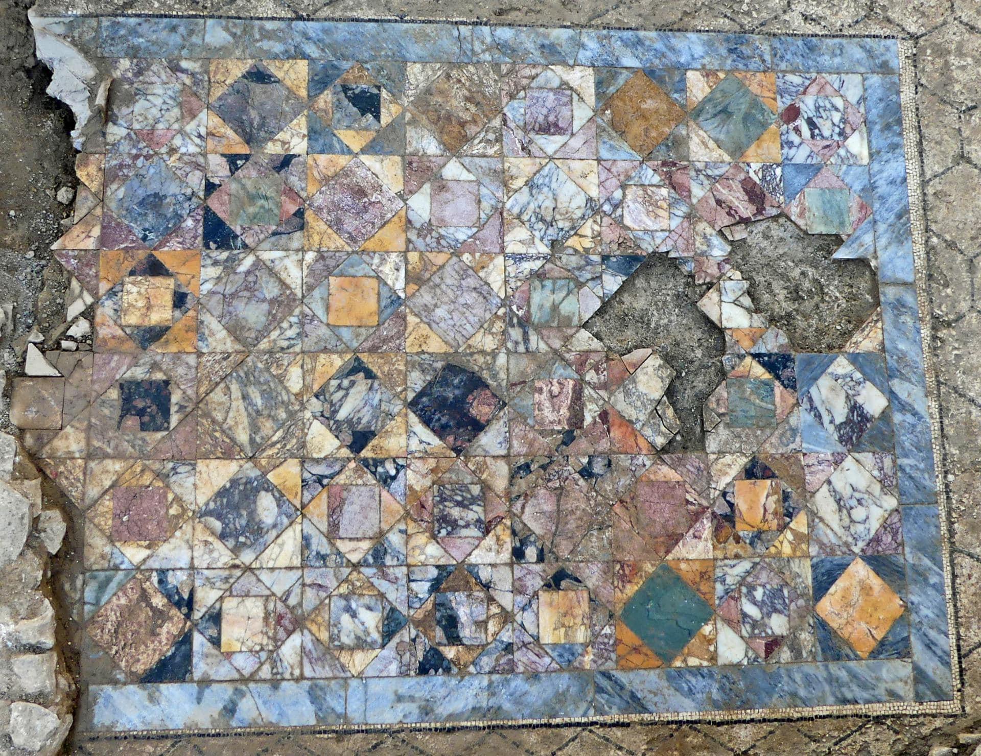 domus mosaic