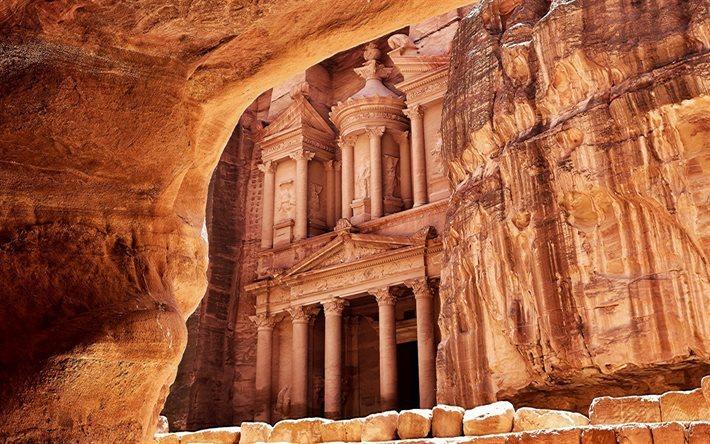 El-Khazneh Temple