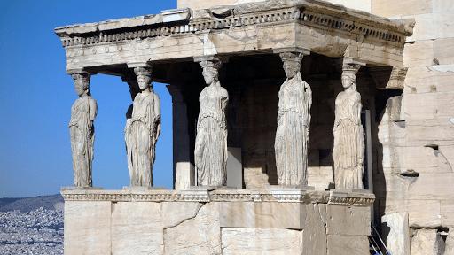 Athens Erechtheion temple