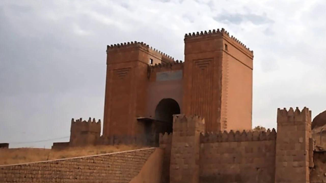 Ninive Mashki gate