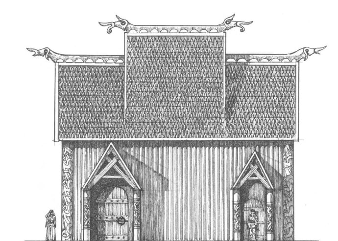 the cult house