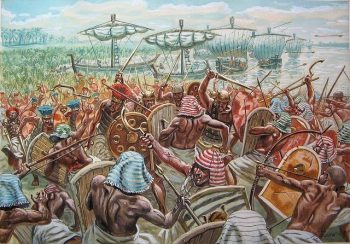 Who Are The Sea Peoples
