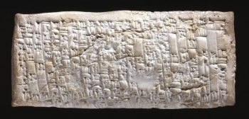 """World's Oldest Customer Complaint """"at 3800 Years Old"""""""