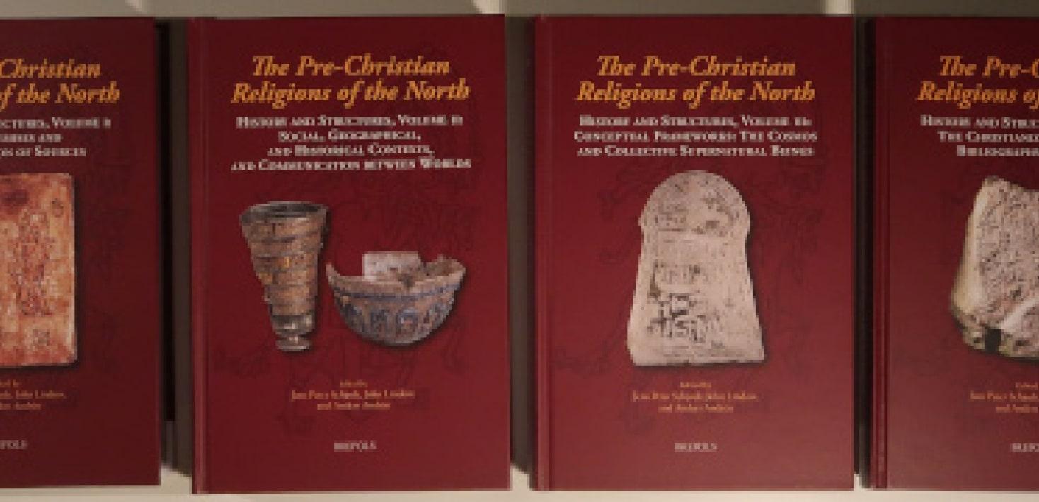 The handbook comprises four volumes