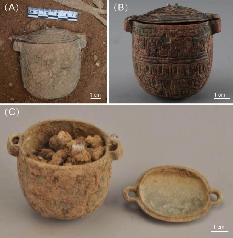 In China, 2700-Year-Old Face Cream Made from Moon Milk for Men was Found