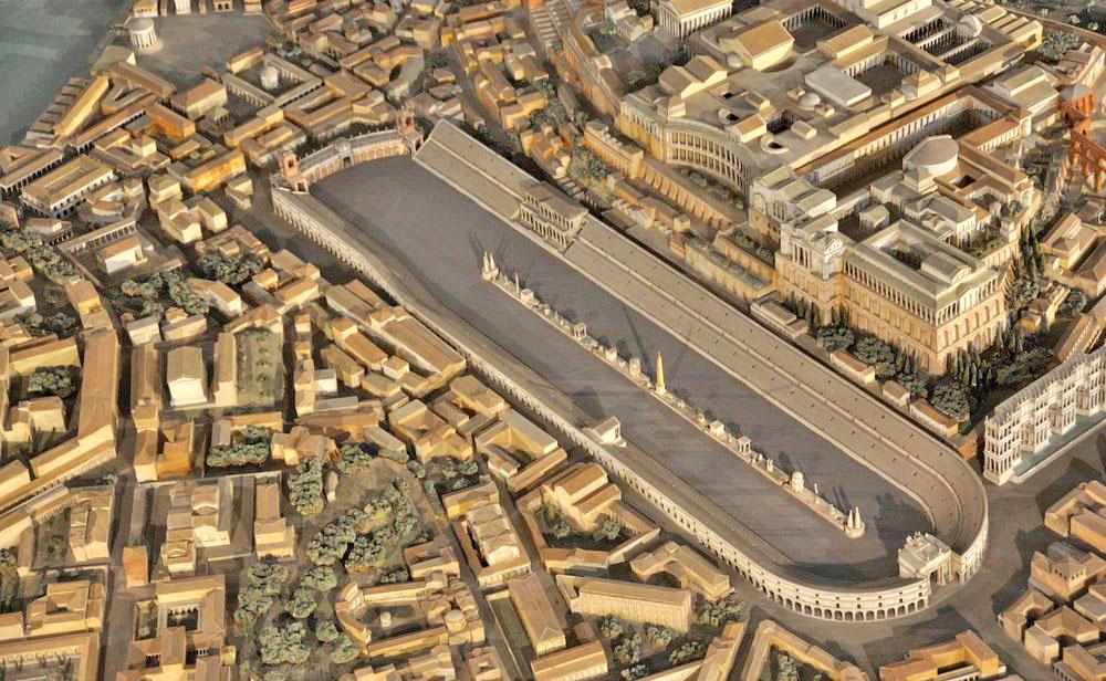 Circus Maximus' plan.