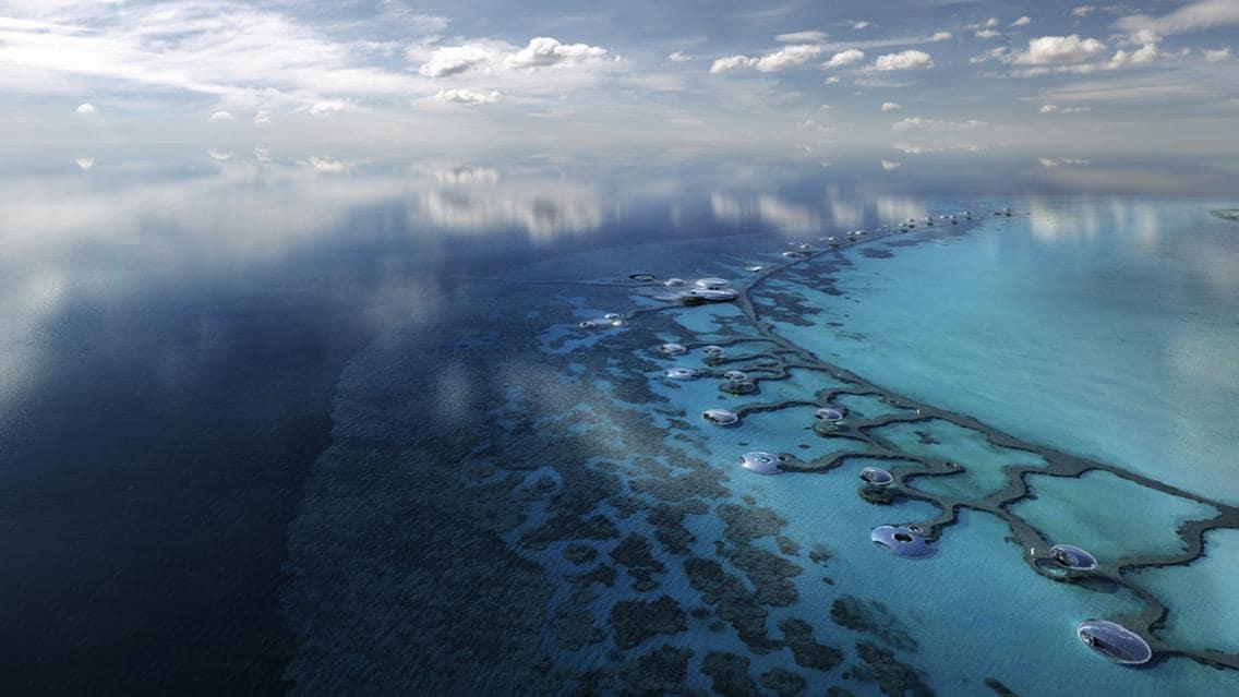 Saudi Arabia's the Red Sea Project