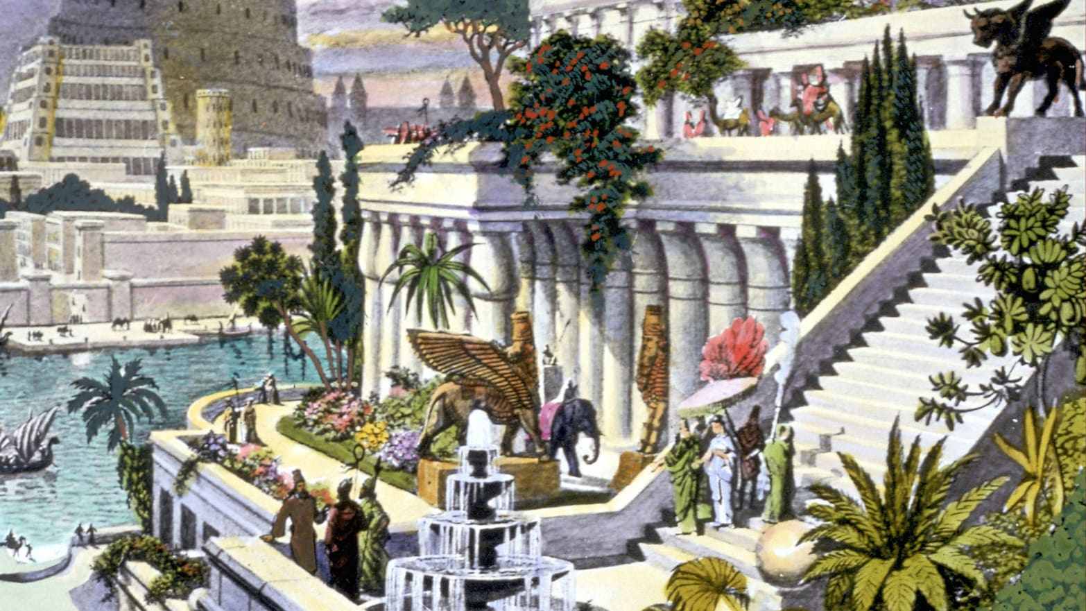 ninive garden