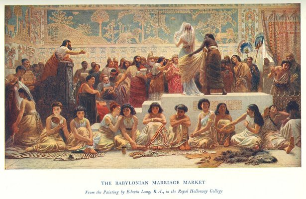Ancient teenagers were forced into marriage