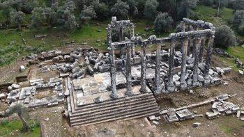 Euromos ancient city