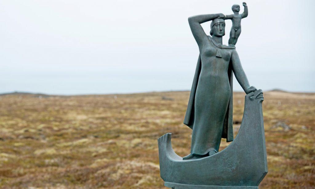 Gudrid Thorbjarnardóttir