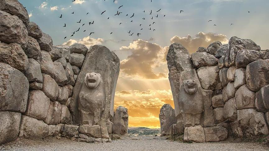 Ancient city of Hattusha
