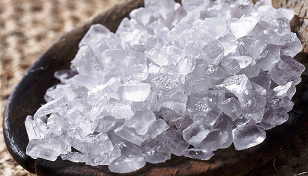 Mayans, like the Romans, used salt as money.