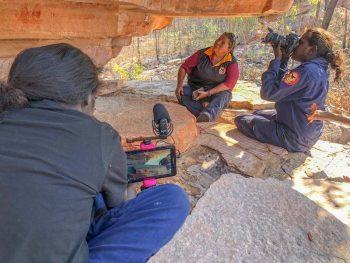 ancient Australian rock art