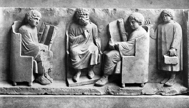 education in ancient times