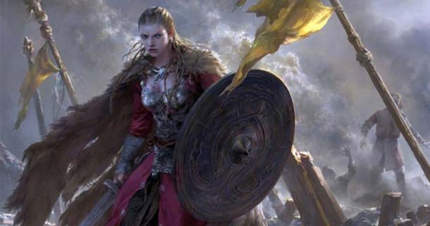 Gudrid Torbjörnsdottir is mentioned in Icelandic sagas.
