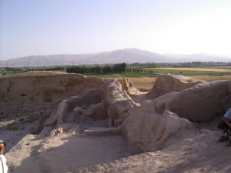 Kafir_Kala_near_Samarkand_