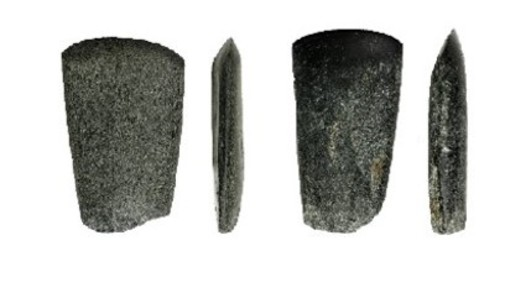 Neolithic tools found in female graves used during their lifetime for hide working.