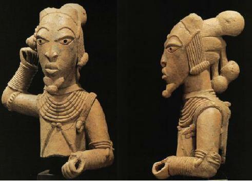 Nok culture terracotta
