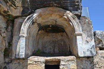 Hierapolis The Hierapolis Ploutonion