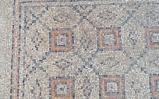 yavne mosaics