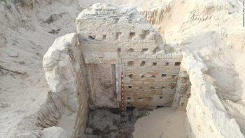 Cádiz's Caños de Meca beach Roman bath