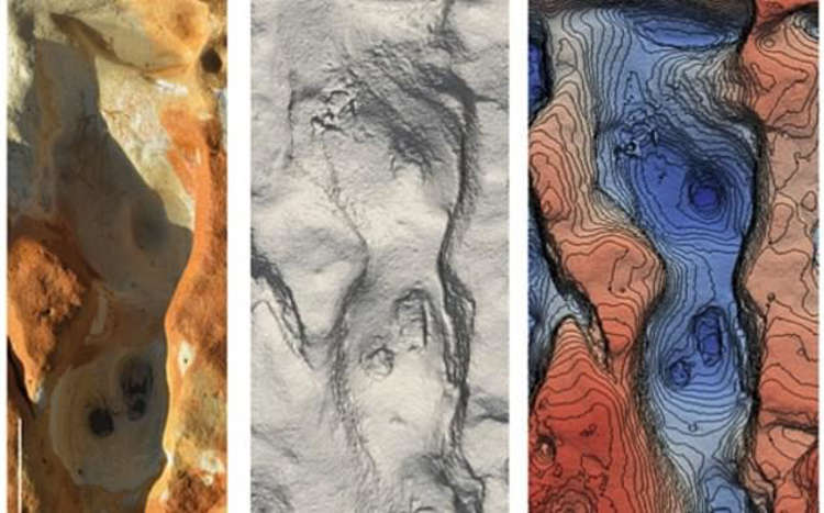 Neanderthal Footprints Discovered On the beach of Matalascañas (Huelva)