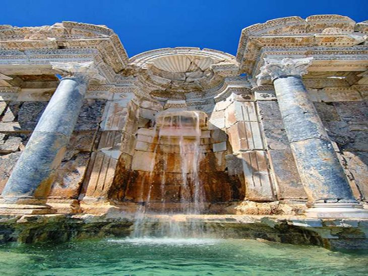 The archaeological site of Sagalassos