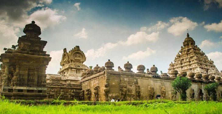 Kancheepuram temple