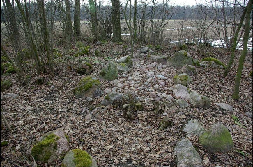 medieval cemeteries in MasoviaPhoto: M. DZİK