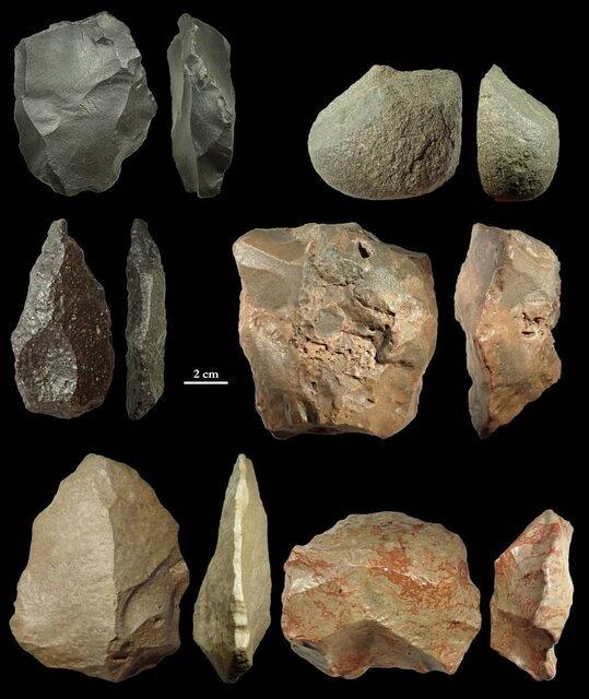 the Iranian plateau plehistocen