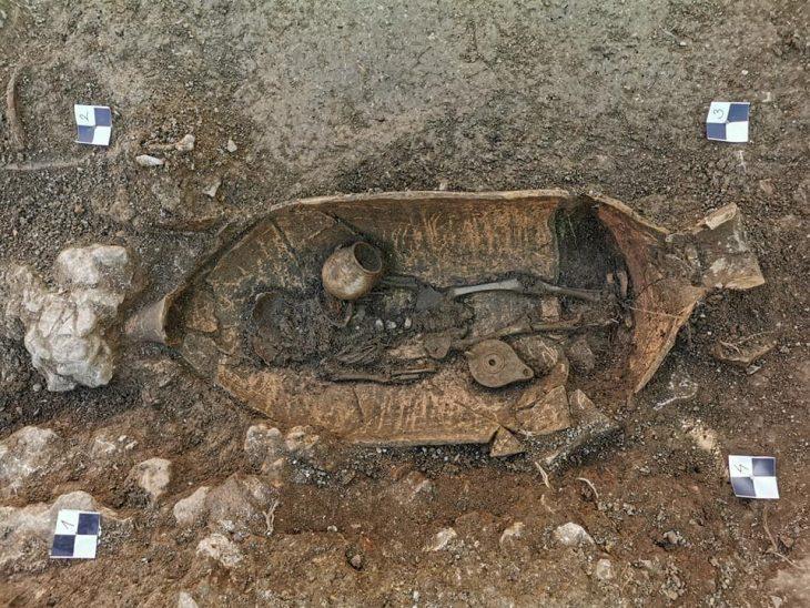 Hvar ısland nekropol