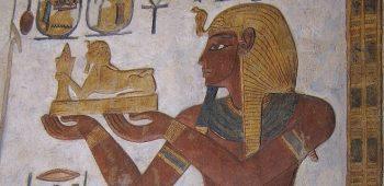 Pharaoh Ramses III