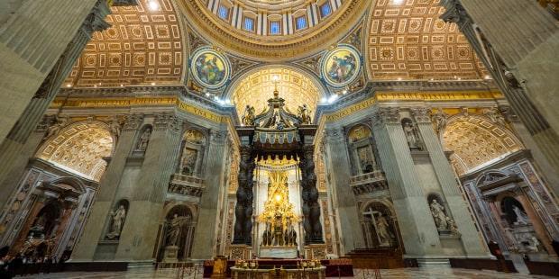 Roma basilica saint peter