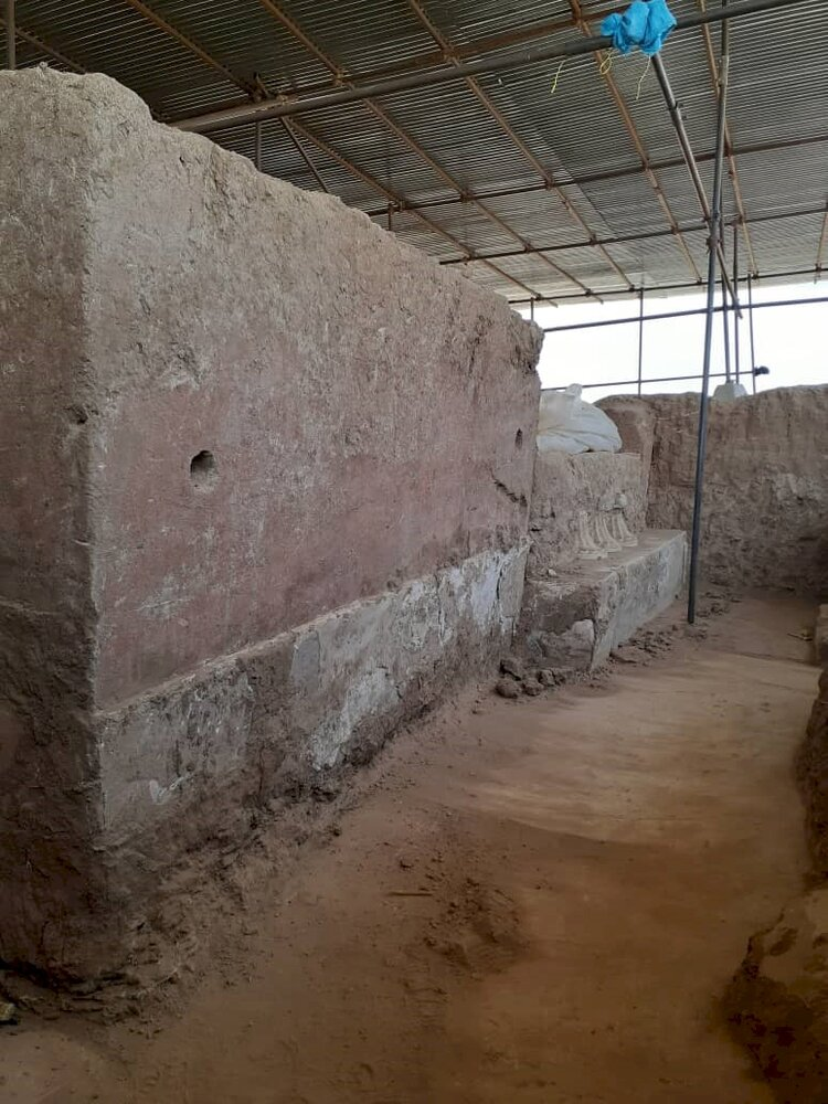 The ancient site Vigol