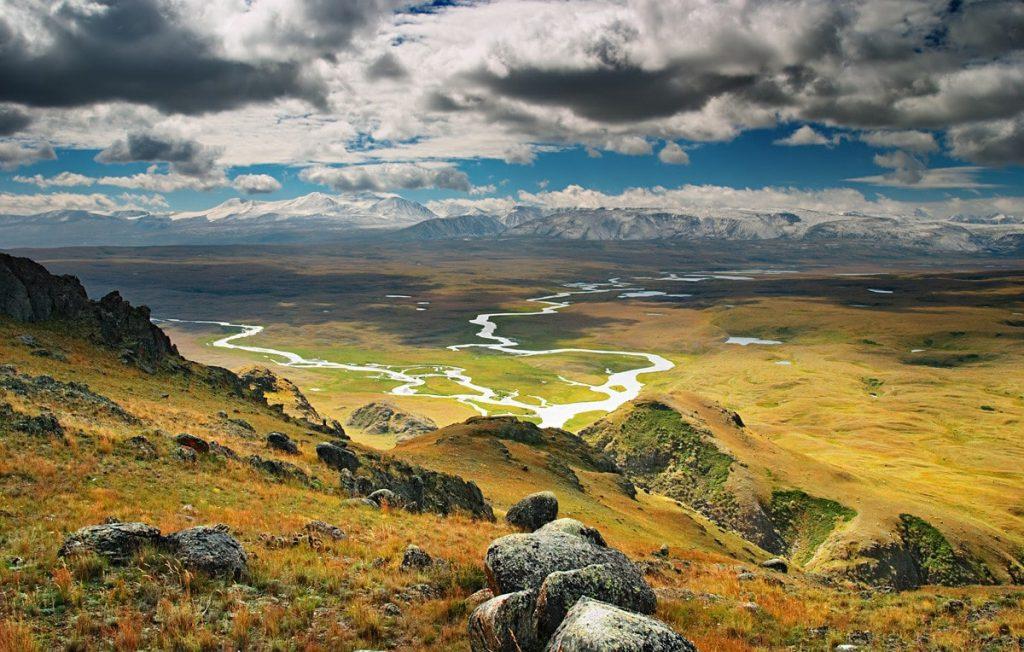 Ukok Plateau