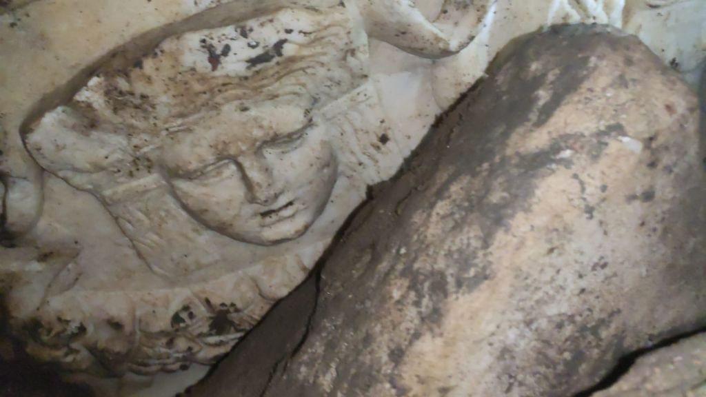Underground city found under illegally excavated house PHOTO: DHA