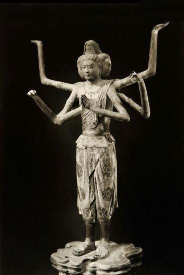 Asuras are thought to have their origins in the Persian creator Ahura Mazda.