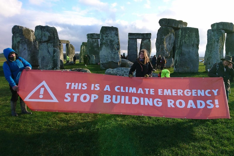 Some environmentalists and archaeologists have voiced their opposition to the plan due to its potential impact on the area
