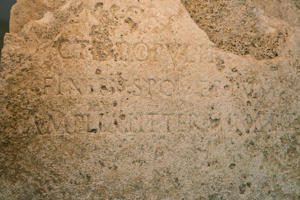 pomerial stone