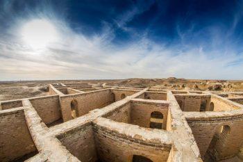 Dhi Qar archaeological sites