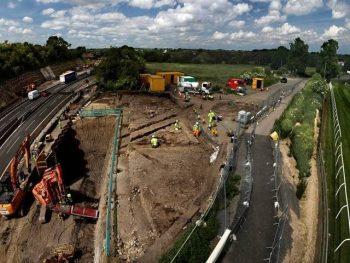 Excavations at Cataractonium, North Yorkshire