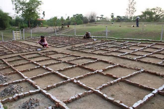 Odisha excavation