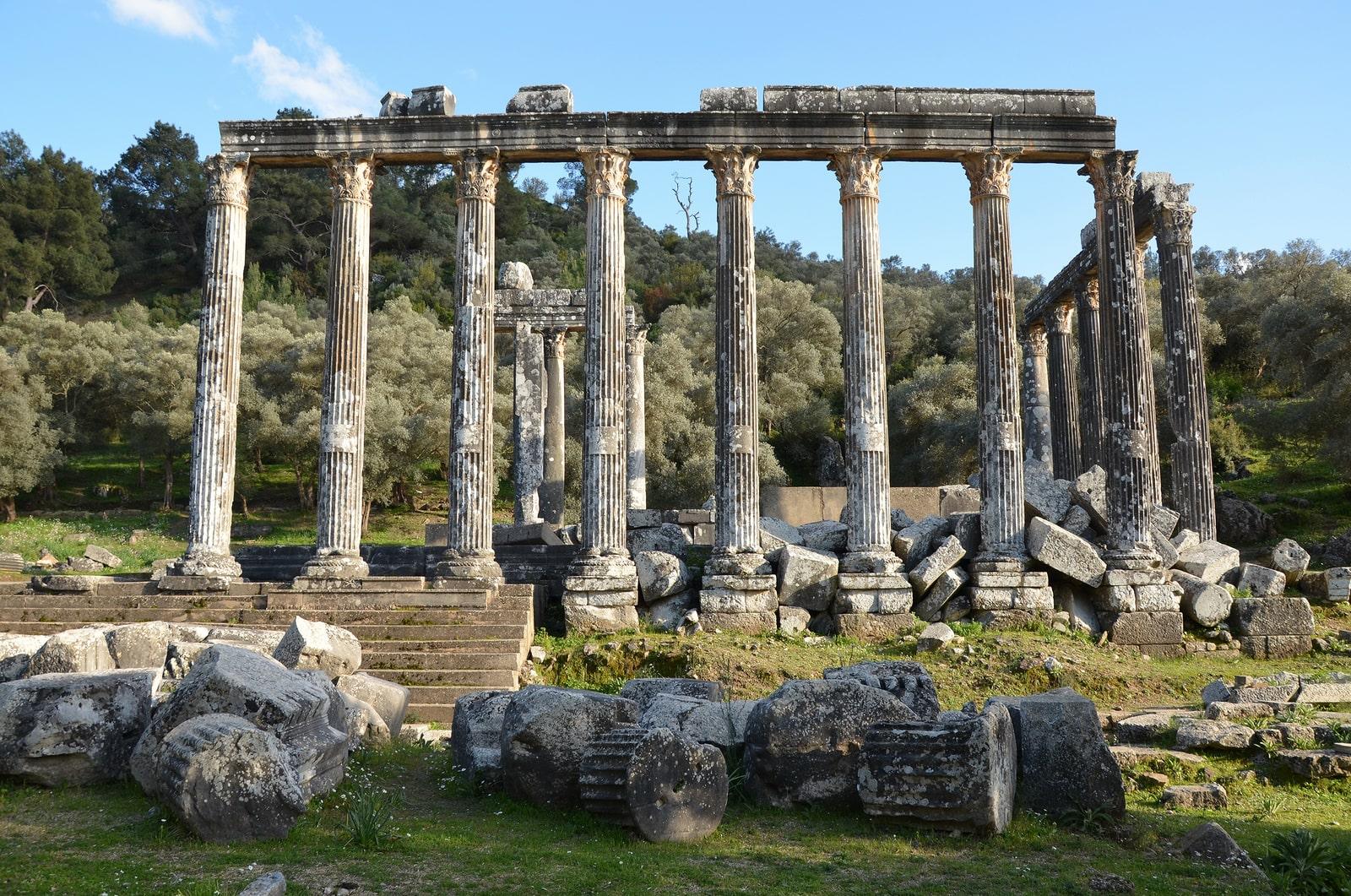 Temple of Zeus Lepsynos