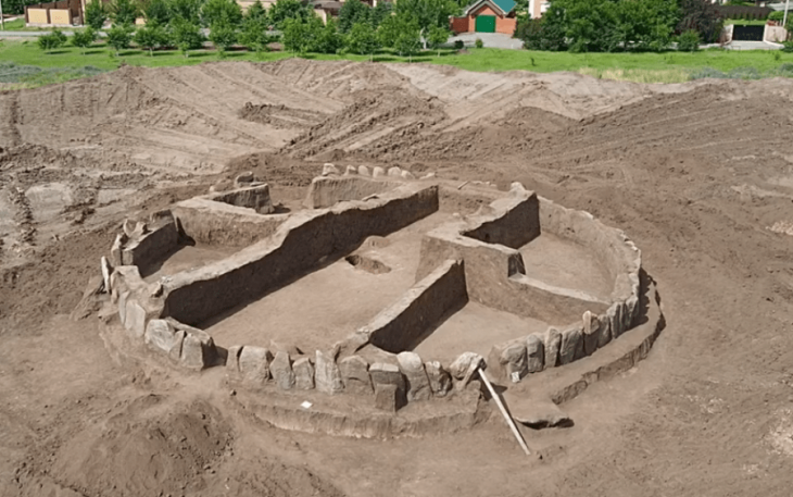 Ukrainian Stonehenge