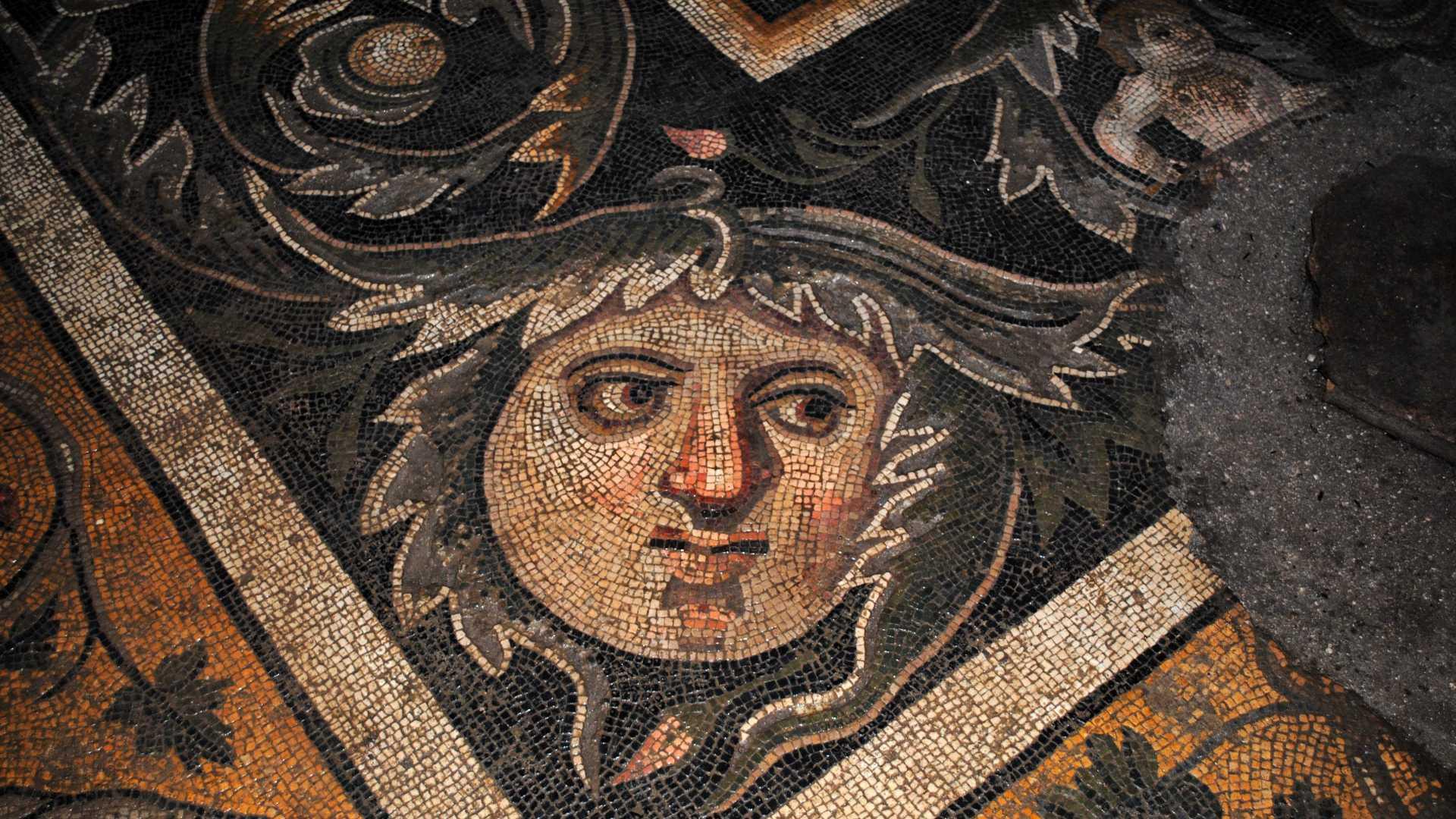 Ancient city of Germanicia