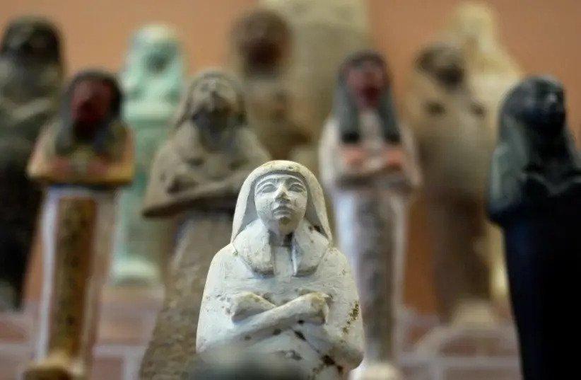 bronze figurines
