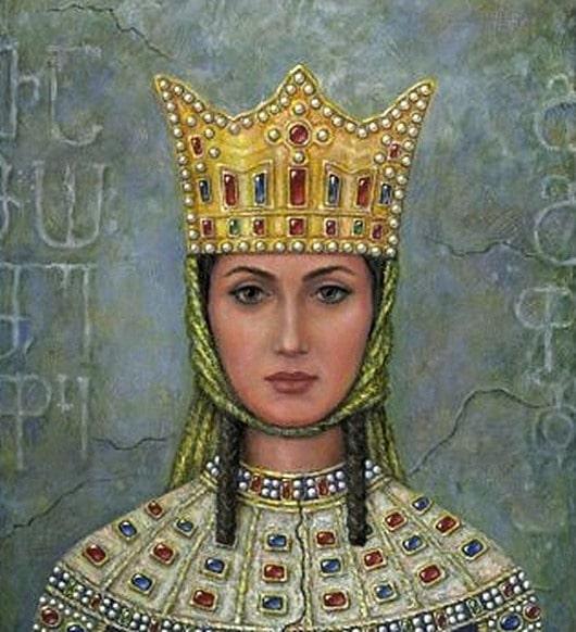 Beauty Queen Tamar