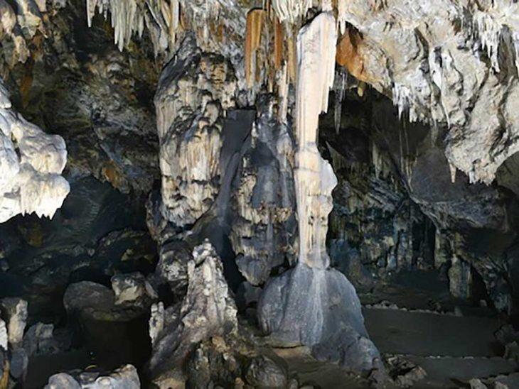 Cueva de Ardales cave